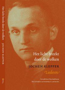 Omslag Onder de schaduw van Uw vleugels. Jochen Klepper.